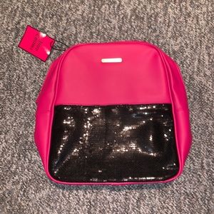 Juicy Couture Sequined Miniature Backpack NWT